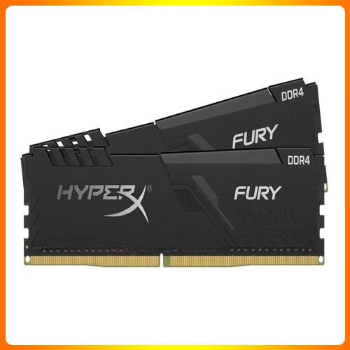 HyperX Fury 2666MHz DDR4 for Ryzen 2700x