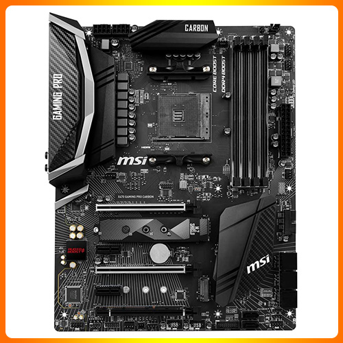 MSI X470 Gaming Pro Carbon