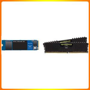 WD Blue SN550 1TB NVMe