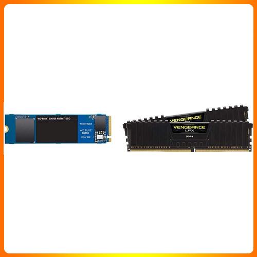 WD's Blue SN550 1TB NVMe