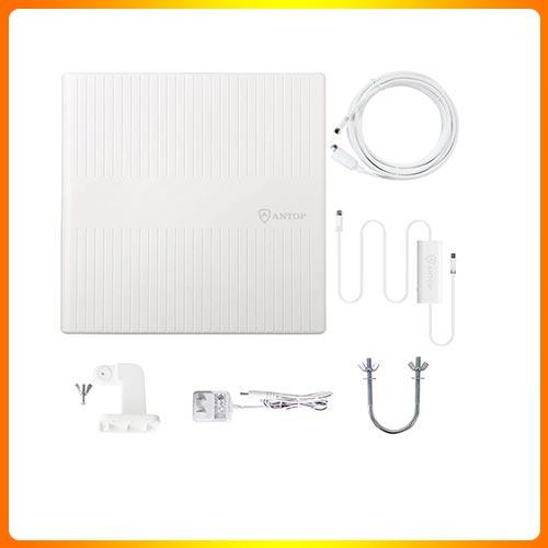ANTOP Outdoor TV Antenna, 360° Omnidirectional HDTV Antenna<br />