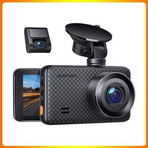 APEMAN-1440P&1080P Dual Trucker Dash Cam
