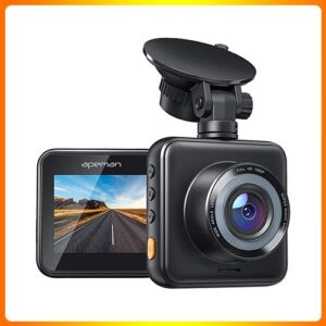 APEMAN-Mini-Dash-Cam-1080P-Full-HD Trucker Dash Cam