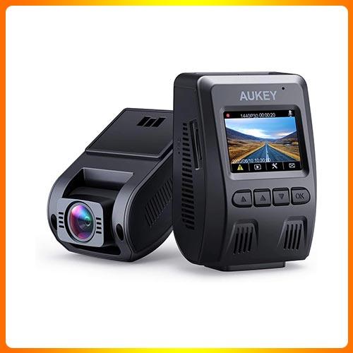 AUKEY Dash Cam, 1080P Dashboard Camera Recorder