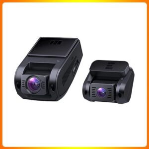 AUKEY-Dual-Dash-Cam-HD-1080P-Front-and-Rear-Camera-Car
