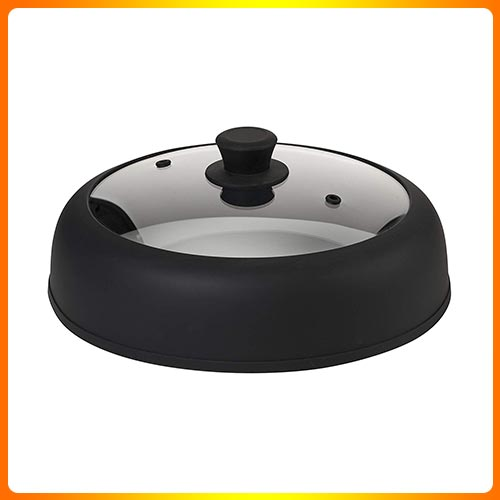 Bezrat Vented Microwave Plate cover