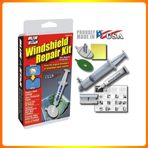 Blue-Star Windshield Repair Kits