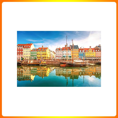 Chicago Puzzle Co. Jigsaw Puzzles 1000 Pieces for Adults