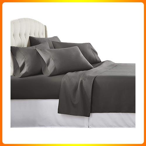 Danjor Linens 6 Piece deep pocket sheets