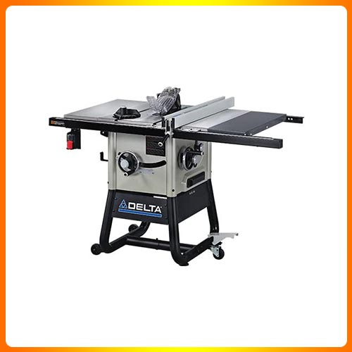 Delta Power Tools 36-5100 Delta 10-Inch Left Tilt Table Saw with 30-Inch