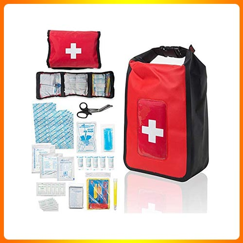 Delta Provision Waterproof First Aid Kit for Survival