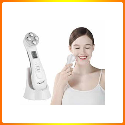 EMS Face Lifting Beauty Machine- 5 in 1 Facial Skin Care Massager