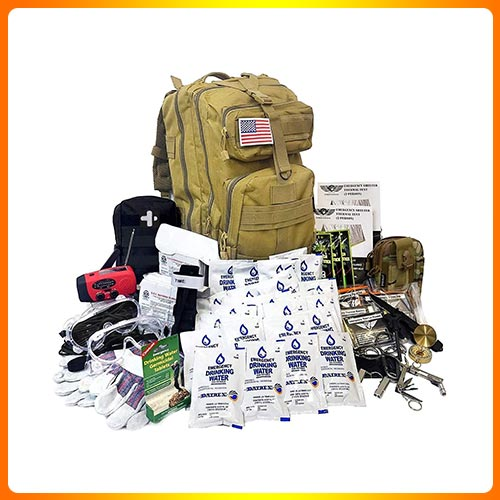EVERLIT Earthquake Emergency Kits for Survival