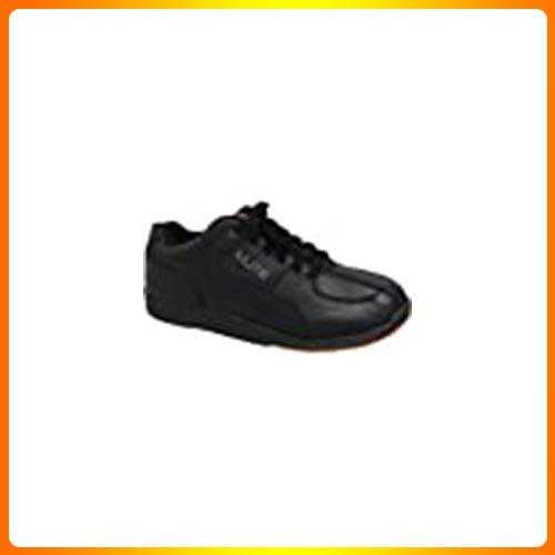 Elite Atlas Black Men's Bowling Shoes
