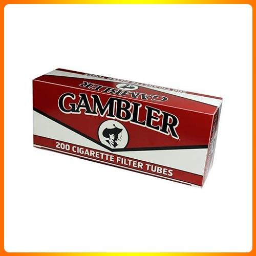 Gambler REGULAR KING SIZE RYO Cigarette Tubes 200ct Box