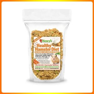 Henrys-Hamster-Food