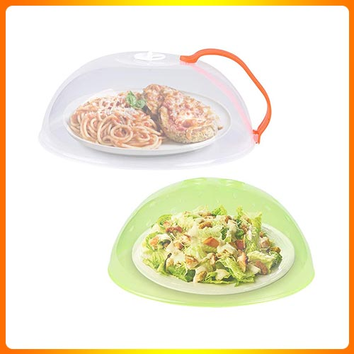 Homich Microwave Plate Covers