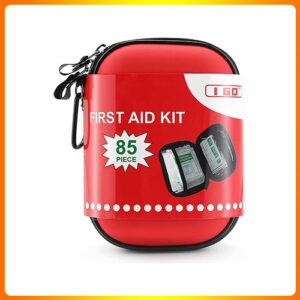 I-Go-Compact-First-Aid-Kit---Hard-Shell-Case | Best IFAK Contents