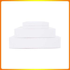 Linen-Home-100%-Cotton-Percale-King-Size-Sheet