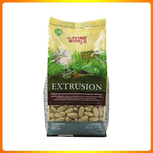 Living World Extrusion Hamster Food Bag