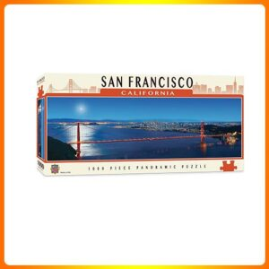 MasterPieces-Cityscapes-Panoramic-Jigsaw-Puzzle