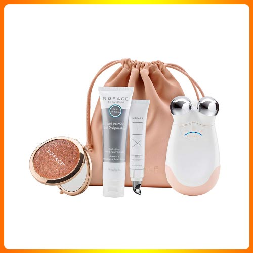 NuFACE Advanced Facial Toning Kit, Shimmer All Night Collection