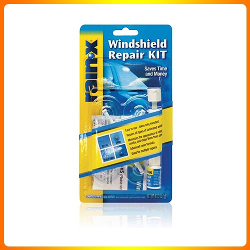 RainX Fix a Windshield Do it Yourself Windshield Repair Kits