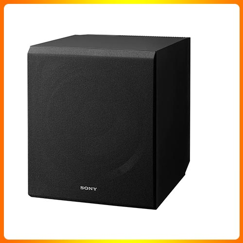 Sony SACS9 10-Inch Active Subwoofer