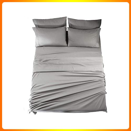 TEKAMON Queen Bed Sheet<br />