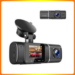 TOGUARD-Dual-Dash-Cam-with-IR-Night-Vision,