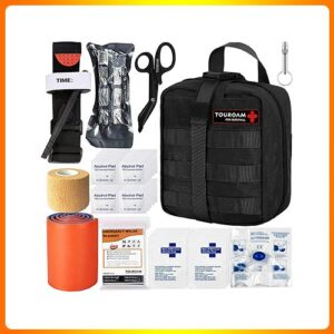 TOUROAM-Tactical-Emergency-First-Aid-Medical-Kit