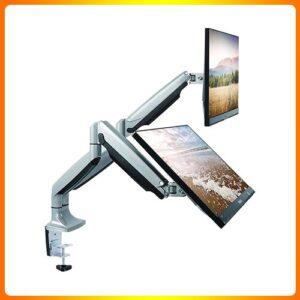 TechOrbits-Dual-Monitor-Mount-Stand
