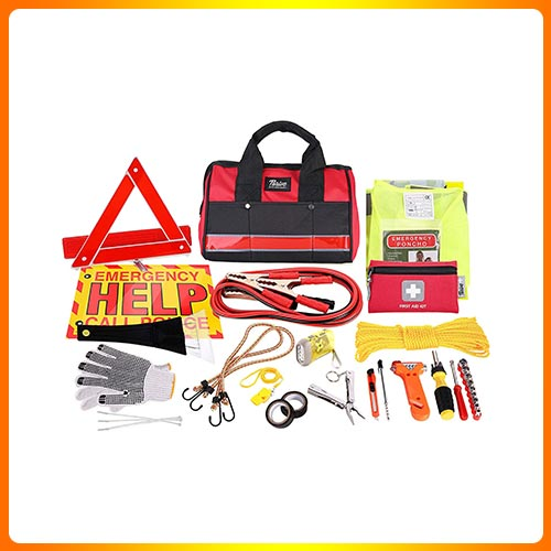 Thrive Auto Emergency First Aid Kit