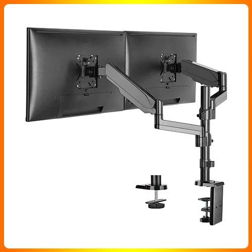WALI Premium LCD Dual Monitor Stand
