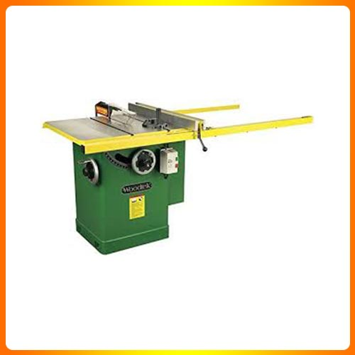 Woodtek 159356, Machinery, Table Saws, 10′ Left Tilt Table Saw 3hp