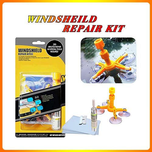YOOHE Car Windshield Repair Kits