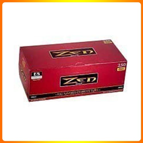 ZEN King Size Full Flavor Cigarette Tubes – -5 Boxes