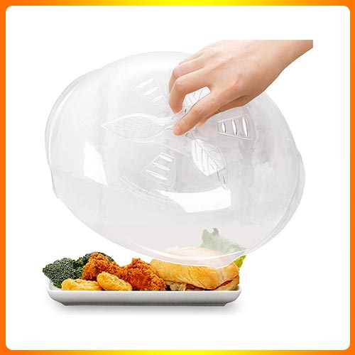 ZFITEI Microwave plate cover