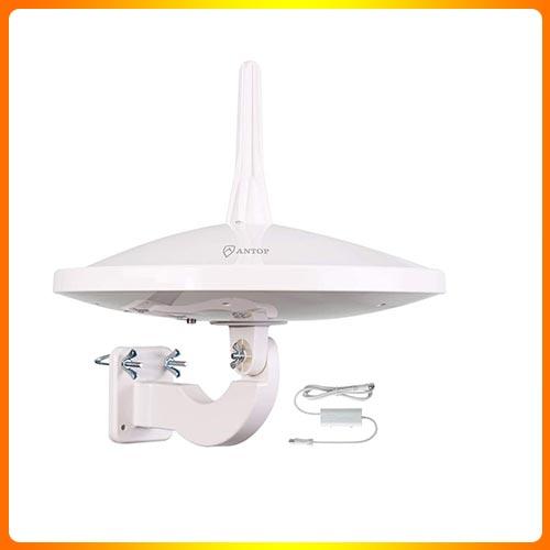 ANTOP UFO 720°Dual-Omni-Directional Outdoor HDTV Antenna<br />