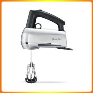 Breville BHM800SILUSC BHM800SIL Handy Mix Scraper HandMixer