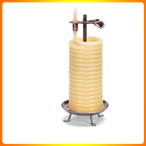 80-Hour-Vertical-Beeswax-Candle