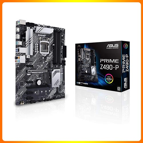 ASUS Prime Z490-P LGA
