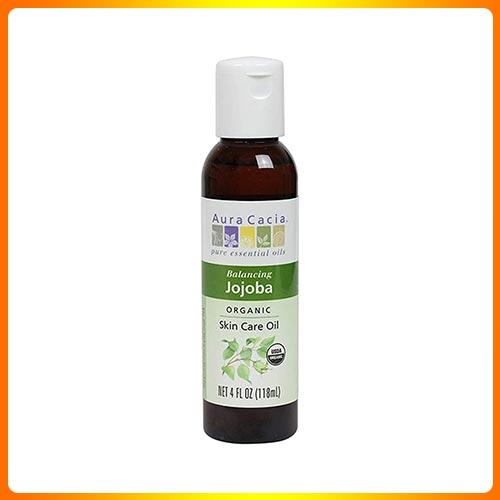 Aura Cacia Organic Jojoba Oil