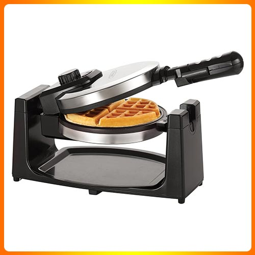 BELLA-(13991)-Rotating-Non-Stick-Belgian-Thin-Waffle-Maker