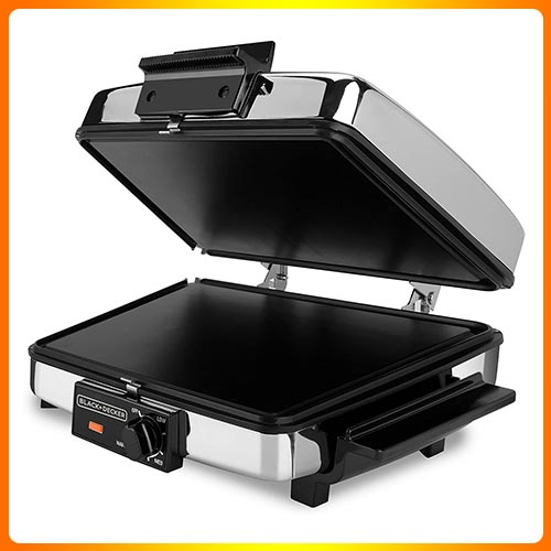 BLACK+DECKER-3-in-1-Thin-Waffle-Maker