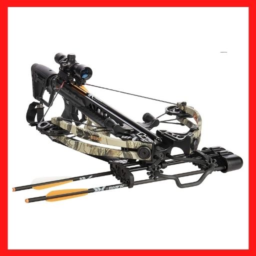 BearX Intense Ready to Shoot Crossbow Under 500
