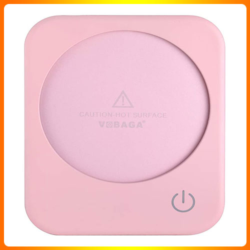 COFFEE-MUG-WARMER,-VOBOG-4-HOURS-AUTO-SHUT-OFF-COFFEE-WARMER-PLATE-FOR-OFFICE-HOME-DESK-USE-WITH-3-TEMPERATURE-SETTINGS,-ELECTRIC-CUP-WARMER-FOR-COCA,-TEA-MILK,-WATER,-PINK