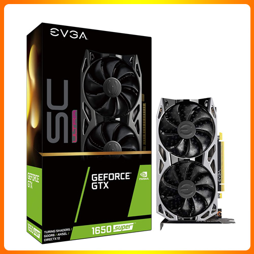 EVGA GeForce GTX 1650