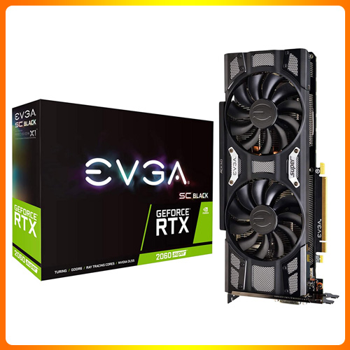 EVGA GeForce RTX 2060 SUPER SC