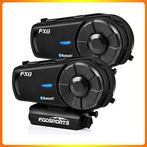 FODSPORTS FX8 Motorcycle Bluetooth Haedset